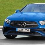 Itt a megújult Mercedes CLS