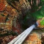 Elképesztő interaktív turné a világ legmagasabb vízesésénél
