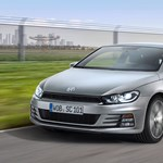 Izmosodott is az átszabott Volkswagen Scirocco
