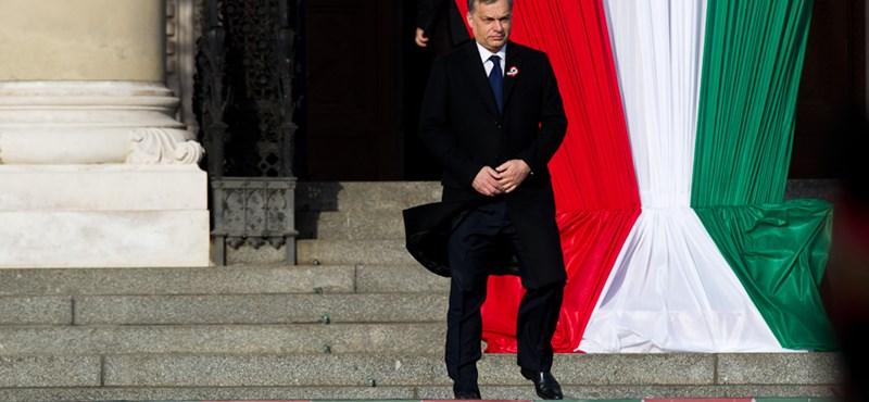Március 15.: Orbáné a Múzeumkert, a Ferenciek terére senki nem mehet