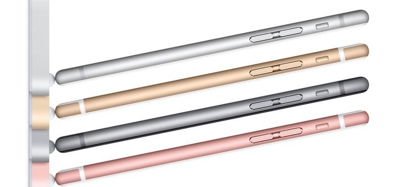 Nem találja ki, melyik színt kedvelik leginkább az új iPhone-oknál