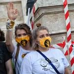 Ma rendhagyó demonstrációra készülnek az SZFE diákjai