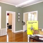 Festené a lakást? Előbb próbálja ki, milyen lenne