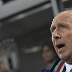 A hatalmas kudarc után az olasz kapitány még a helyén van