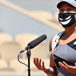 Visszalépett Naomi Oszaka a Roland Garroson