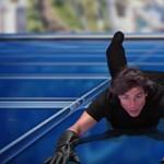 Tom Cruise az ukránoknak promózik