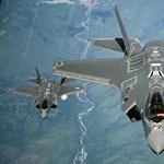 Trump célkeresztjébe kerültek az F-35-ösök