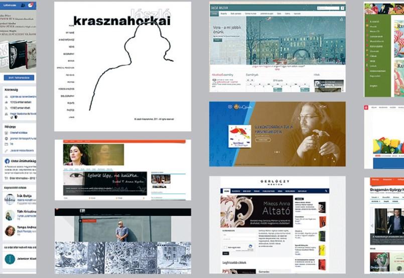 A magyar írók harmada online egyáltalán nem kommunikál a rajongókkal