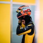 Horrorbalesete óta először tesztelt F1-es autót Robert Kubica