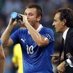 Két büszke edző nyilatkozott az olasz-ír után