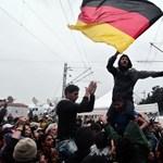 Menekültek tömegverekedése Németországban