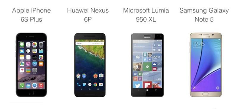 Melyik most a legerősebb nagyképernyős okostelefon?