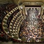 TBC-para a bécsi operában