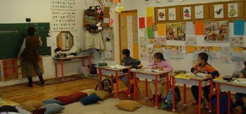 Idén újra elindulhat a tanítás a csobánkai iskolában