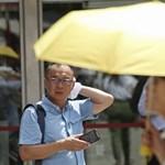 Nyolcvanan meghaltak és több tízezren kórházba kerültek Japánban a hőség miatt