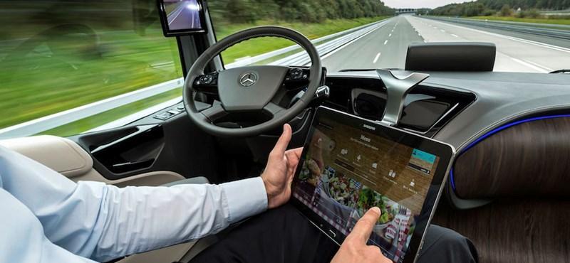 Kvíz: Mennyit tud a sofőr nélküli autókról?