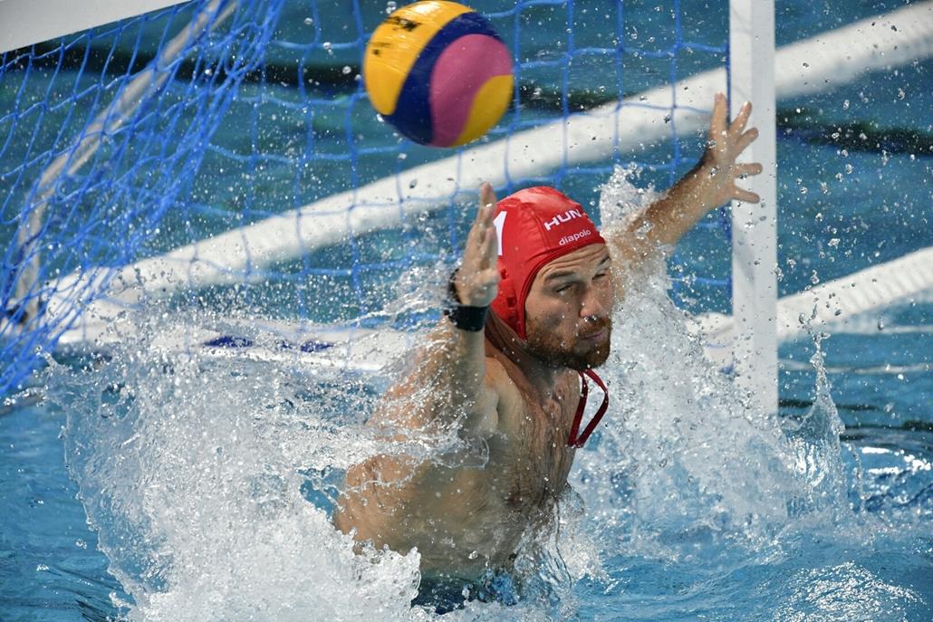 tg.17.07.21.- FINA nagyítás - Nagy Viktor a Faranciaország ellen játszott csoportmérkőzésen