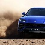 365 ezer forint egy napra a Lamborghini Urus divatterepjáró bérlése