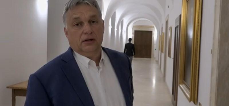 Orbán az akciócsoportok vezetőivel tárgyal