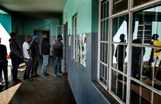 Szexbotrányba keveredett Zimbabwe alelnöke