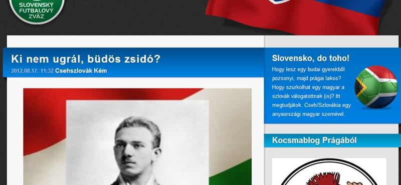 Rémisztő zsidózás a magyar-izraeli meccsen