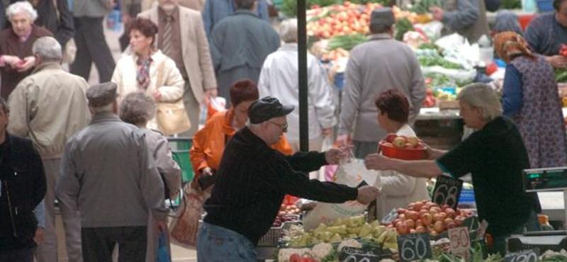 Májusig még tovább drágulhatnak a zöldségek