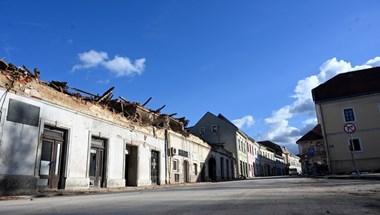 Közel tíz millliárd forintot ad a horvátországi földrengés utáni újjáépítésre a magyar kormány