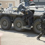 TEK-es robbanószerfogás: már szabadlábon az összes elfogott