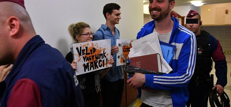 Támogatás nélkül megszűnhet a Slejm, Gulyás Mártonék aktivista vlogja