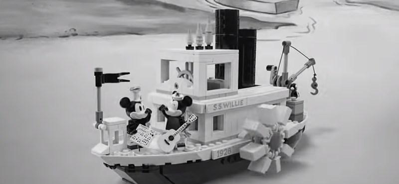 Egy 28 éves magyar fiatal tervezte a Lego új kollekciójának egyik darabját