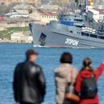 Nincs nyugalom a Krími félszigeten