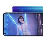 Beérték a Samsungot: itt a Huawei első, lyukasztott kijelzős mobilja