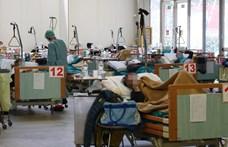 Még 800 fölött a halottak száma, az új fertőzötteké csökkenőben Olaszországban