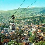 Svájci ajándékból épül újjá a háborúban megsérült szarajevói libegő