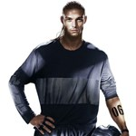 Fotó: újabb focistából lett divatüdvöske