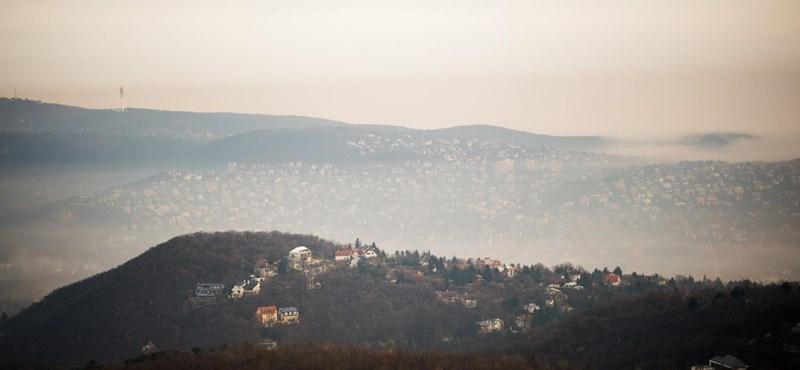 A teljes országra figyelmeztetést adtak ki a nagy köd miatt
