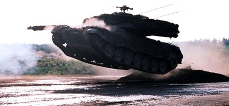 Virágzik a német fegyverexport
