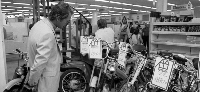 8f96755da2f5 Gazdaság: 1989: amikor egy mosógépért három hónapig kellett dolgozni ...
