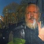 Újra nyomoznak Assange ellen nemi erőszak ügyében