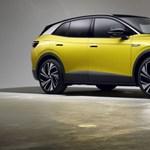 Megjött a Volkswagen globális villanyautója az ID.4