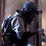 Rejtélyes anyag szivárgása miatt evakuálnak Stockholmban