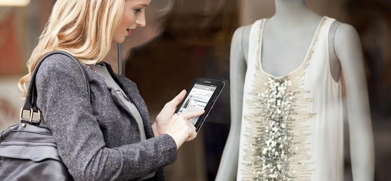 Táblagép műkörömmel: a Samsung Galaxy Tab női szemmel