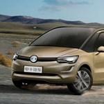 Ez bizony nem az új Citroën Picasso, hanem egy rettenetes kínai koppintás