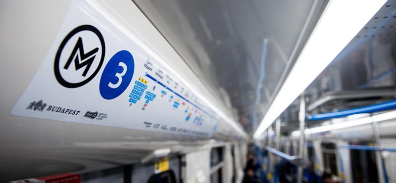 There was a fatal accident during the renovation of the M3 metro