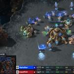 Elkaszálta a mesterséges intelligencia a StarCraft két profi emberi játékosát
