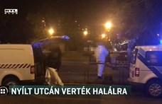 Hajléktalanok ölték meg társukat a Jászai Mari téren