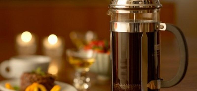 Kóstolta már a tea jellegű filteres kávékat?