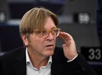 Guy Verhofstadt a budapesti tüntetésről posztolt