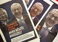 Weber nem hívta fel Orbánt a plakátkampány miatt, Gulyás nem érti, miért zárnák ki őket a Néppártból