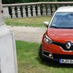 Renault Captur-bemutató: trendben van